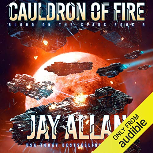 Cauldron of Fire Titelbild