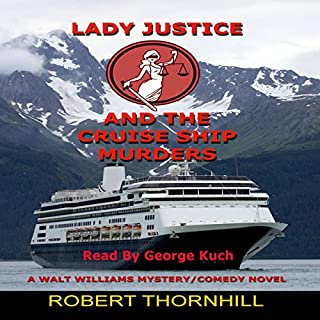 Lady Justice and the Cruise Ship Murders audiobook cover art