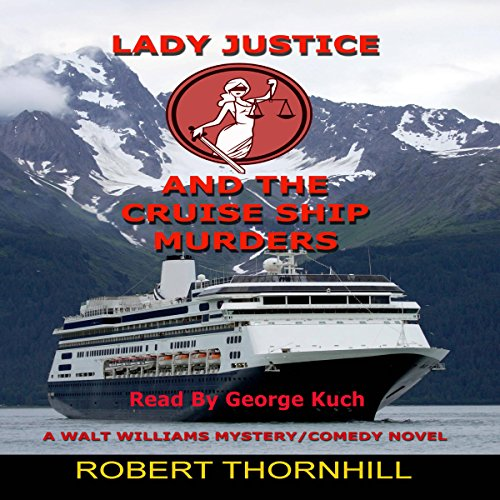 Lady Justice and the Cruise Ship Murders Titelbild