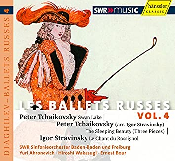 Les Ballets Russes, Vol. 4