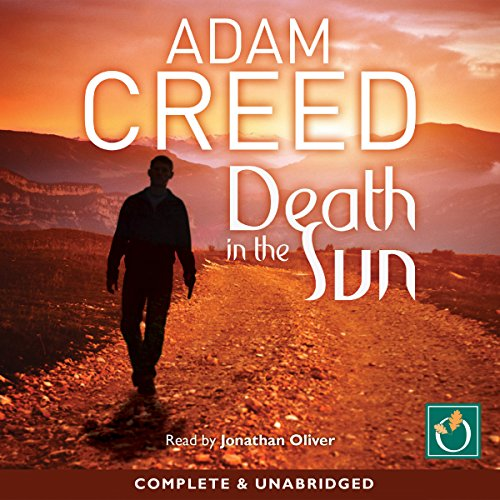 Death in the Sun audiobook cover art