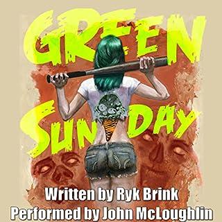 Green Sunday audiobook cover art