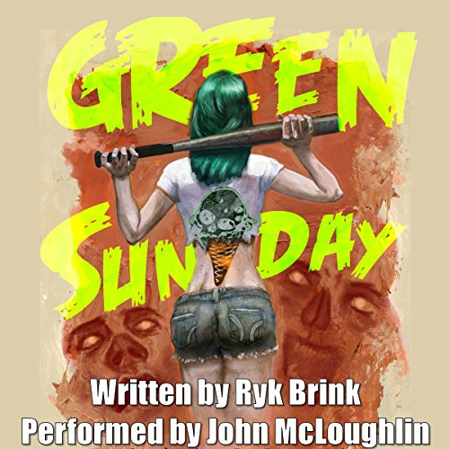 Green Sunday audiobook cover art
