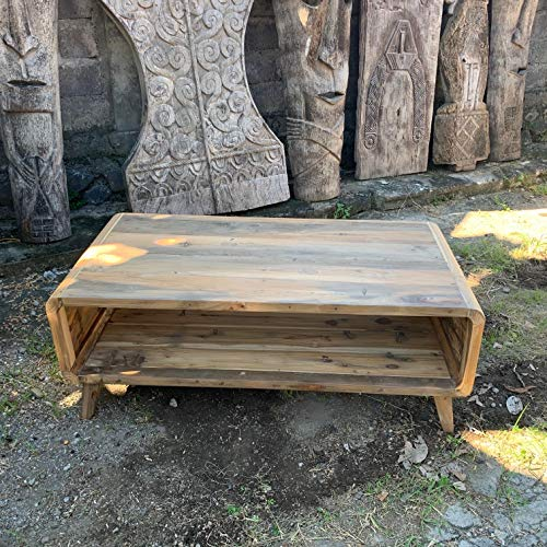 HoitoDeals 1Pcs Large Coffee Table For Home Office Garden