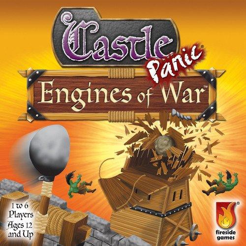 Unbekannt Fireside Games FSG01007 Brettspiel Castle Panic: Engines of War Expansion