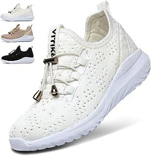 童鞋 男孩女孩运动鞋 Flyknit 袜子鞋 轻质一脚蹬 宽