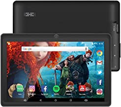 7 inch Tablet Google Android 10.0 Quad Core 1024x600 Dual Camera Wi-Fi Bluetooth 16GB Play Store Netflix Skype 3D Game Sup...