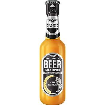Park Avenue ANTI DANDRUFF Beer shampoo 180ml - For Men