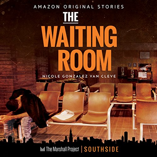 The Waiting Room (The Marshall Project) audiobook cover art
