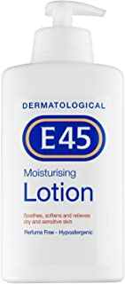 E45 Dermatological Lotion 500Ml Pump Twin Pack