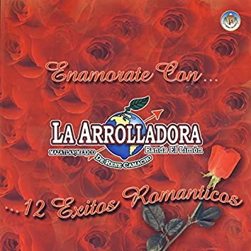 12 Enamorate Con - 12 Exitos Romanticos