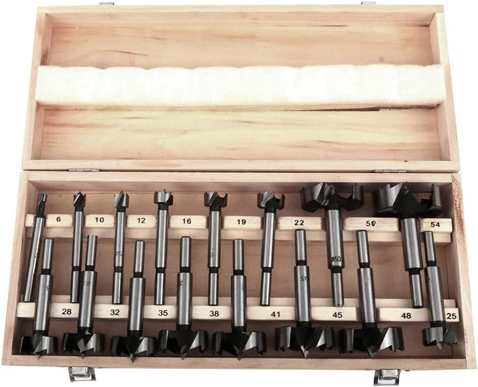 Hemobllo Drill Bits Set- High Steel Today's only Cutter Hole Working Wood Max 72% OFF Wo