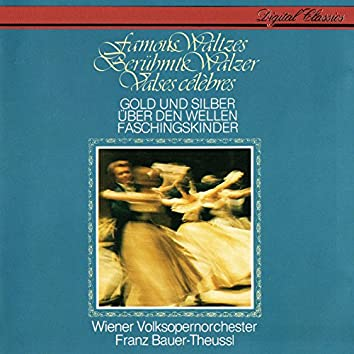 Famous Waltzes - Gold & Silber