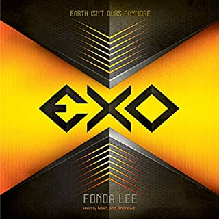 Exo audiobook cover art