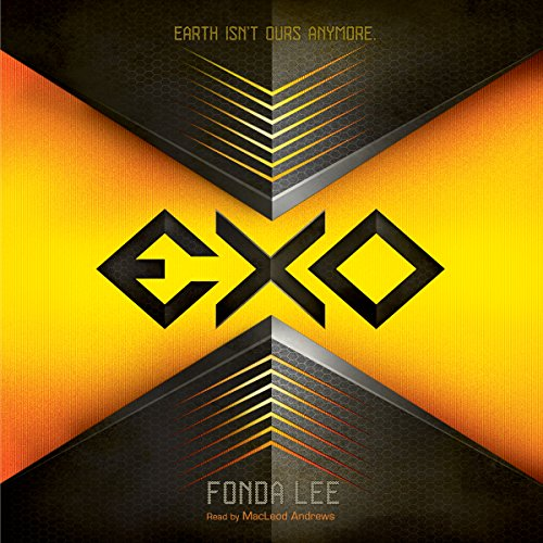 Exo Audiobook By Fonda Lee cover art