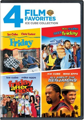 4 Film Favorites: Ice Cube Collection (2pc) [DVD] [Region 1] [NTSC] [US Import]