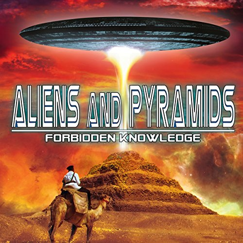 Aliens and Pyramids audiobook cover art