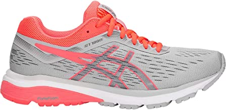 asics coral running shoes