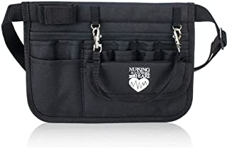 Nurse Fanny Pack with Stethoscope Holder – Medical Waist Bag Ideal for Nurses and Medical Care Workers – Premium Medical F...