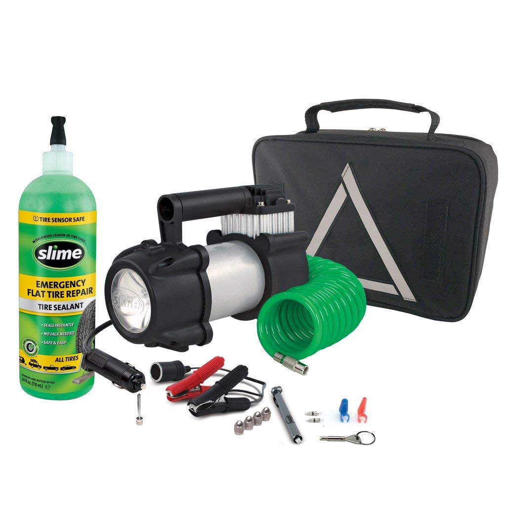 Slime 50063 12 Volt Inflator Repair