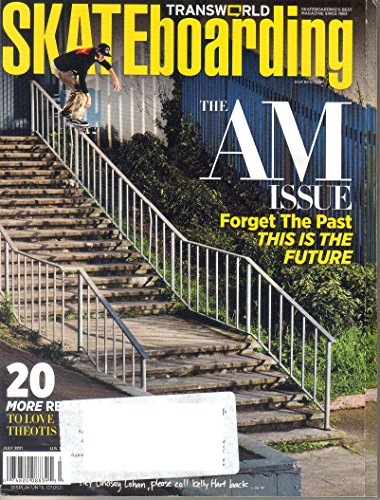 Transworld Skateboarding Magazine, July 2011 (Vol. 29, No. 7)