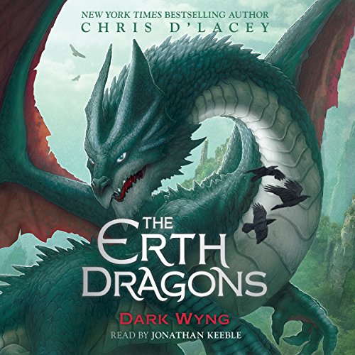Dark Wyng audiobook cover art