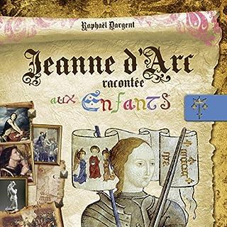 Couverture de Jeanne d'Arc racontée aux enfants