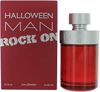 J. Del Pozo Halloween Man Rock On Eau de Toilette Spray, 4.2 Ounce