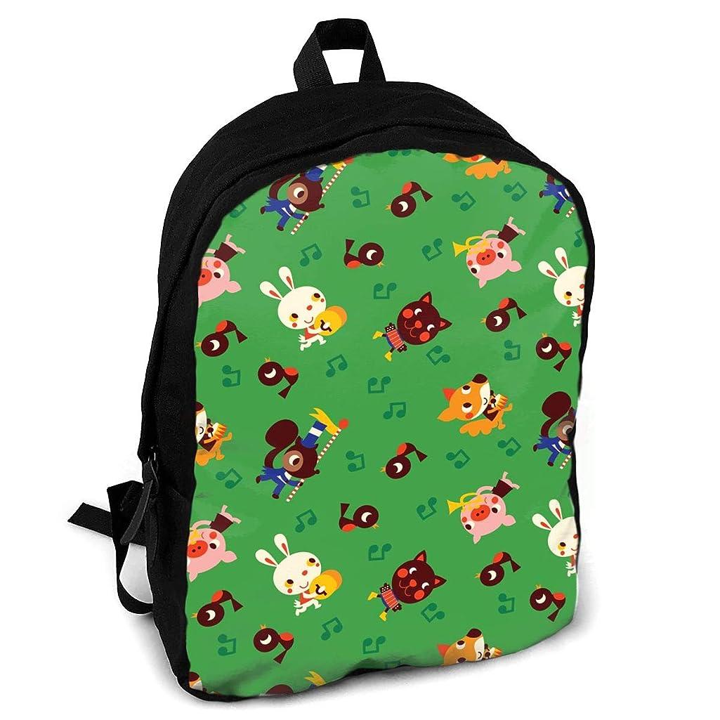 YISHOW Retro Animals Green Boys Girls for School Rucksack College Bookbag Lady Backpack Laptop Bags Gift