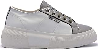 Luxury Fashion Womens S00DB00912 Silver Sneakers | Spring Summer 19