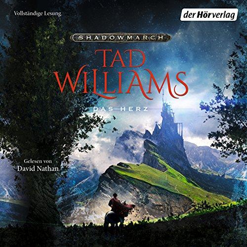 Das Herz     Shadowmarch 4              Autor:                                                                                                                                 Tad Williams                               Sprecher:                                                                                                                                 David Nathan                      Spieldauer: 32 Std. und 13 Min.     1.212 Bewertungen     Gesamt 4,7