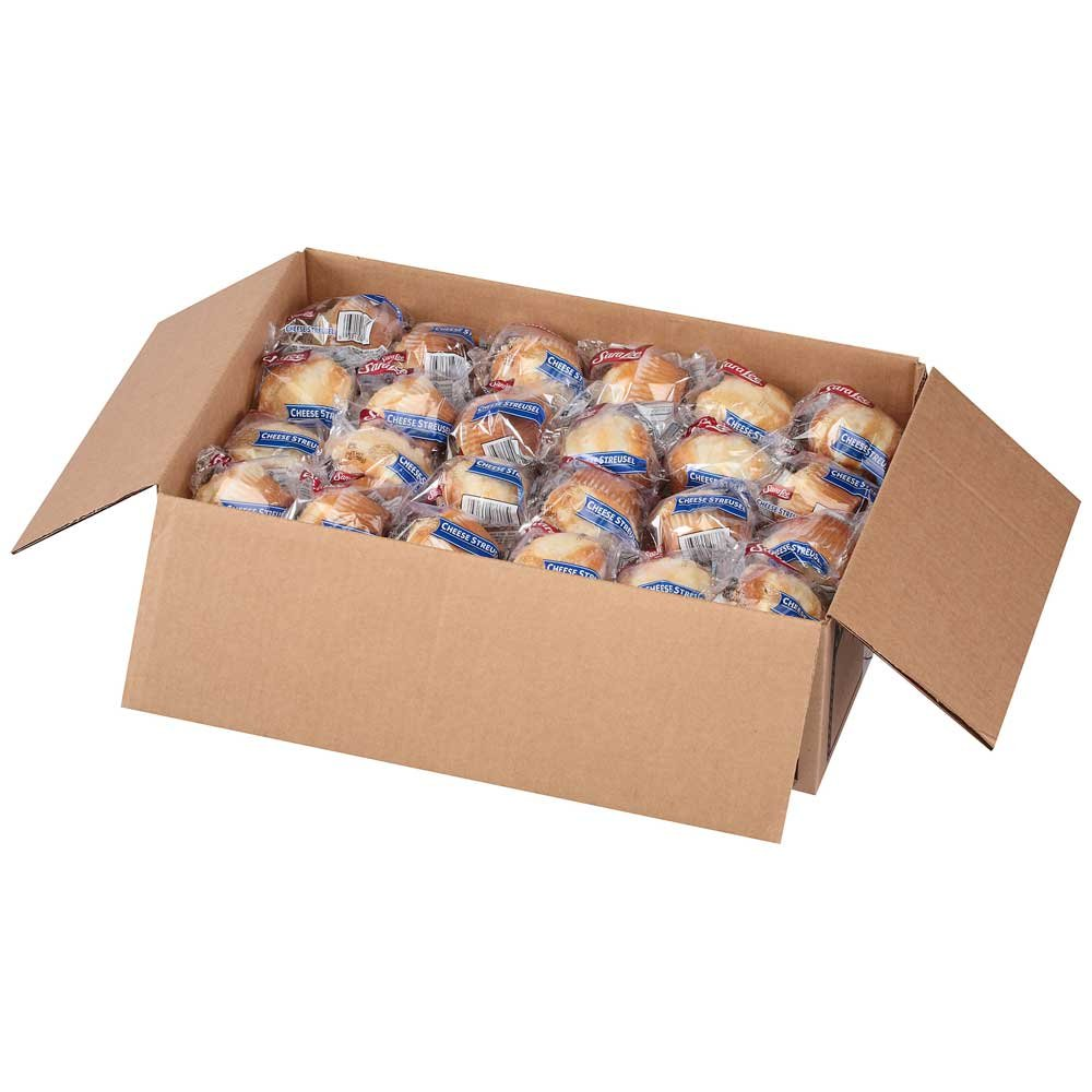 Very popular! Chef Pierre Cheese Streusel Muffin 2 48 Finally resale start -- per case. Ounce