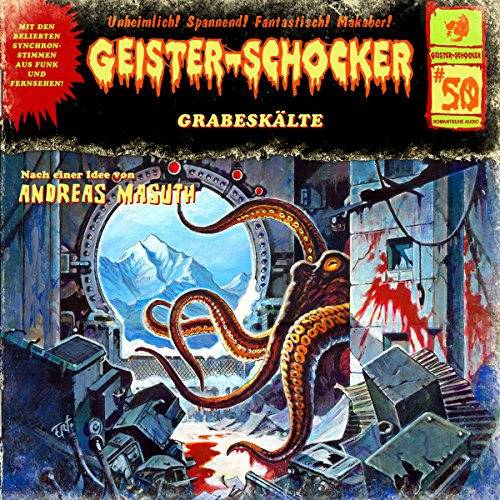 Grabeskälte audiobook cover art