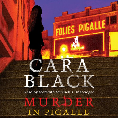 Murder in Pigalle cover art