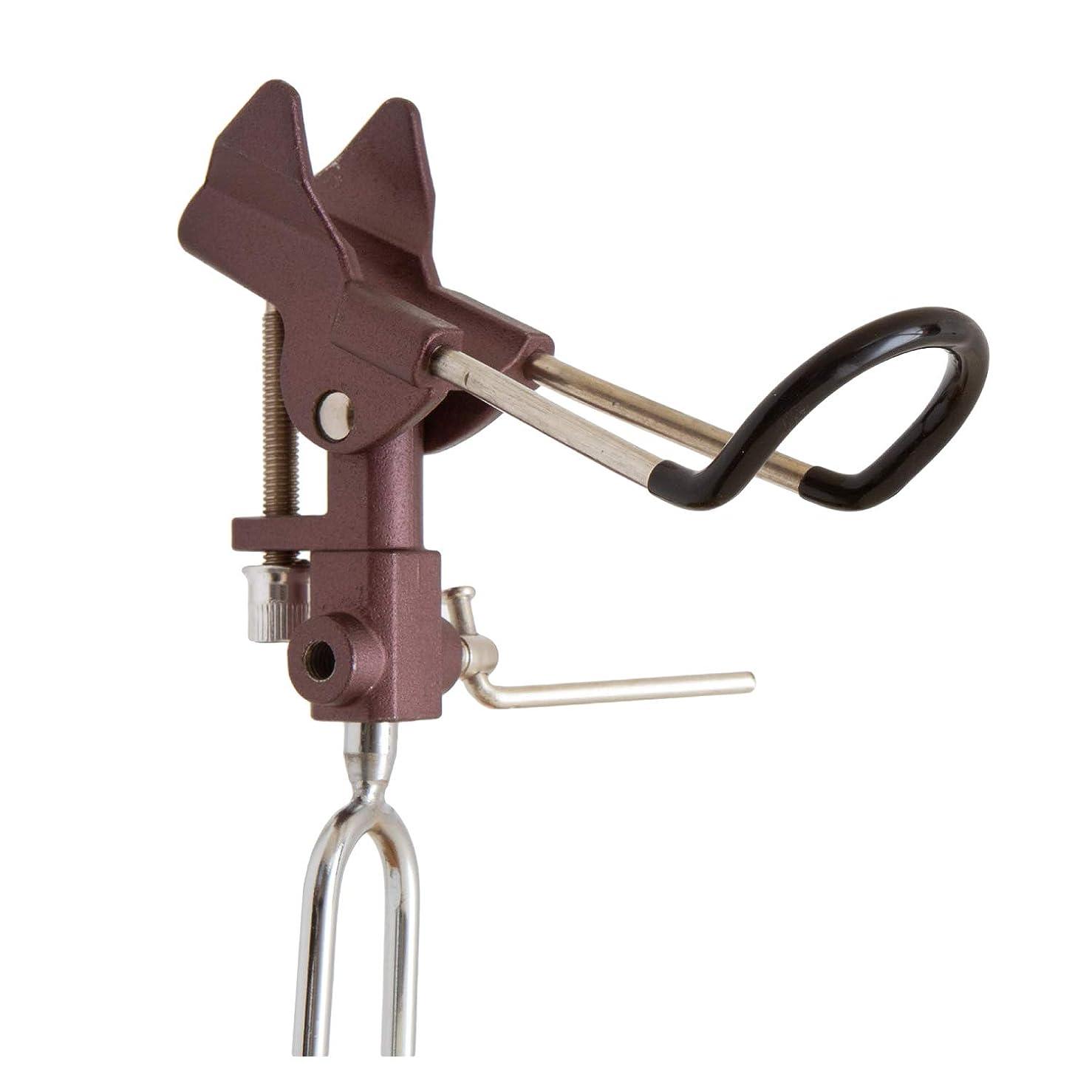 変化対立酒【sesta7】 釣り竿 ロッドホルダー 竿受け 竿置き 竿掛け 釣り竿スタンド 360度 位置調節可能
