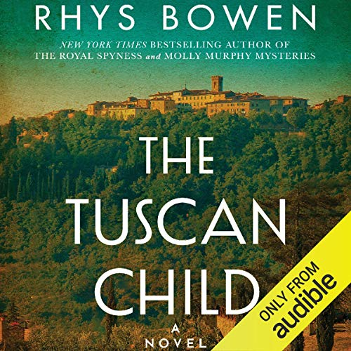 The Tuscan Child audiobook cover art