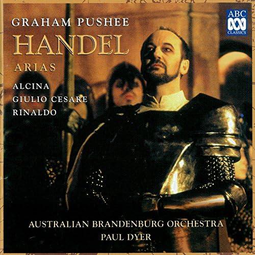 Graham Pushee, Australian Brandenburg Orchestra & Paul Dyer