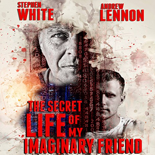 The Secret Life of My Imaginary Friend audiobook cover art