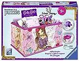Ravensburger Italy–Puzzle 3D Girly Girl Almacenamiento Winx