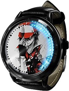 Pokemon cosplay Horloges Anime Pikachu LED Horloge Waterdicht Touchscreen Digitale Licht Horloge Unisex Polshorloge Cospla...