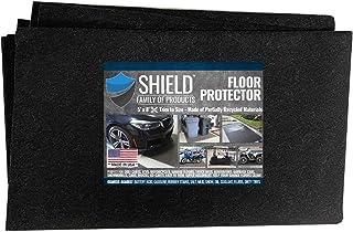 Shield Family Floor Protector - Premium Absorbent Oil Mat – Reusable/Durable/Waterproof – Protects Garage Floor Surface – ...