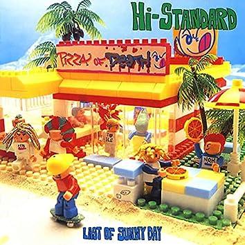 LAST OF SUNNY DAY