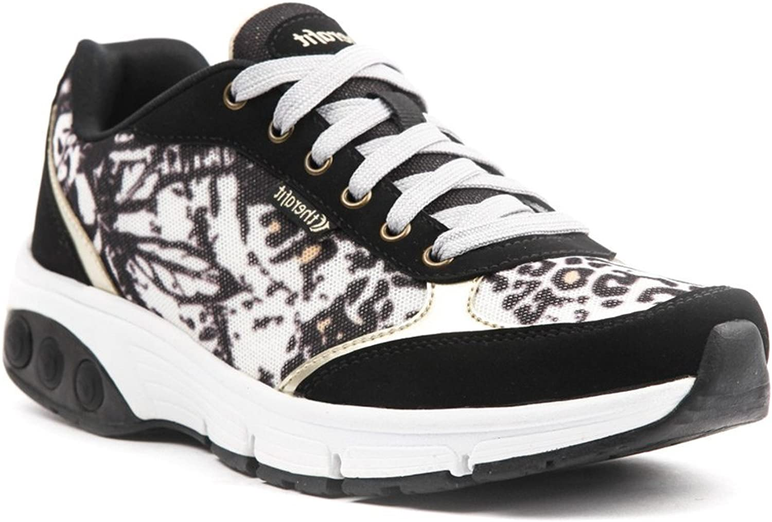 THERAFIT Women's Ginger Pattern sneakers-and-athletic-shoes 9.5 M