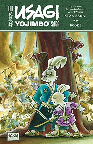 Usagi Yojimbo Saga Volume 4 (English Edition)