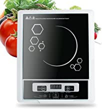 110V Portable Digital Electric Induction Cooktop Countertop Burner Cooktop Burner Cooker With Great Protect Function,3-7 Days Delivery