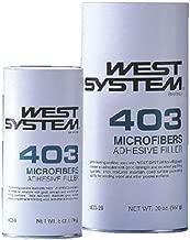 West System Microfibers, 6 Oz.