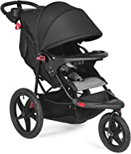Costzon Baby Jogger Stroller, All Terrain Lightweight Fitness Jogging Stroller w/Parental..