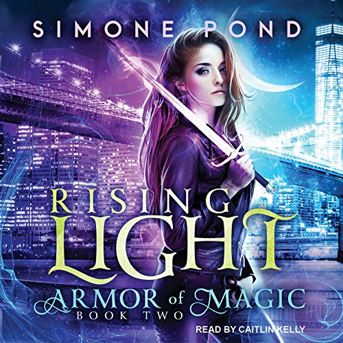 Rising Light audiobook cover art