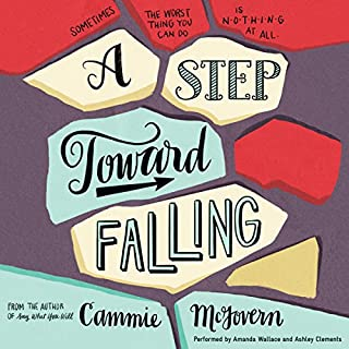 A Step Toward Falling audiobook cover art