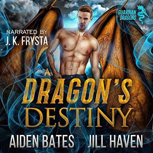 A Dragon's Destiny audiobook cover art